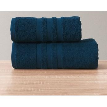 MODERN Ręcznik, 70x140cm, kolor 010 granatowy MODERN/RB0/010/070140/1