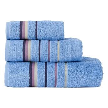 MARS Ręcznik, 70x140cm, kolor 457 niebieski MARS00/RB0/457/070140/1