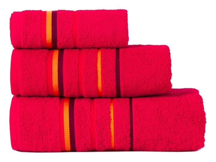 MARS Ręcznik, 70x140cm, kolor 291 czerwony MARS00/RB0/291/070140/1