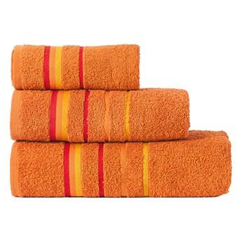 MARS Ręcznik, 70x140cm, kolor 509 rudy MARS00/RB0/509/070140/1