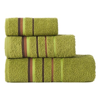 MARS Ręcznik, 70x140cm, kolor 996 zielony MARS00/RB0/996/070140/1