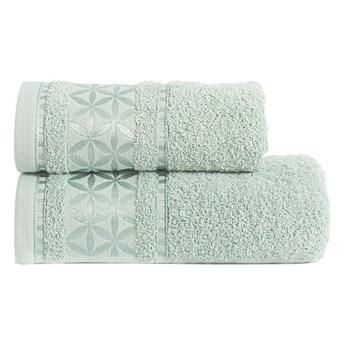 PAOLA Ręcznik, 50x90cm, kolor 016 miętowy PAOLA0/RB0/016/050090/1