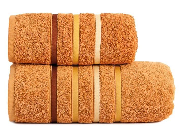 DOLCE Ręcznik, 50x90cm, kolor 860 pomarańczowy DOLCE0/RB0/860/050090/1 Frotte Bawełna 50x90 cm Kategoria Ręczniki