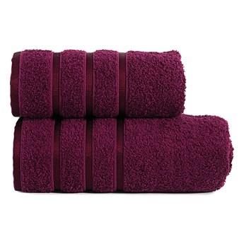 WINTER Ręcznik, 50x90cm, kolor 003 burgundowy WINTER/RB0/003/050090/1