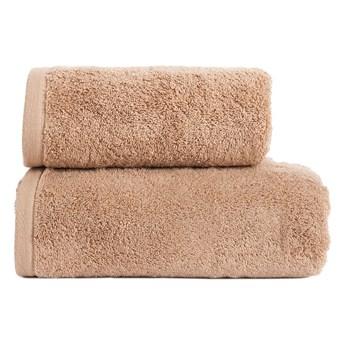 EMILIO Ręcznik gładki, 50x90cm, kolor 003 ciemny beżowy EMILIO/RB0/003/050090/1