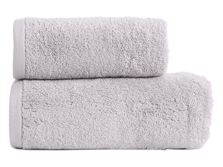 EMILIO Ręcznik gładki, 50x90cm, kolor 005 jasny szary EMILIO/RB0/005/050090/1 50x90 cm Bawełna Kategoria Ręczniki