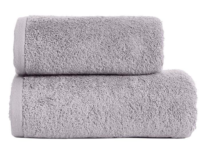 EMILIO Ręcznik gładki, 50x90cm, kolor 006 ciemny szary EMILIO/RB0/006/050090/1