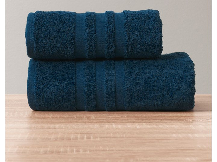 MODERN Ręcznik, 50x90cm, kolor 010 granatowy MODERN/RB0/010/050090/1