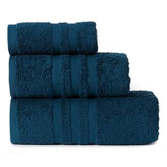MODERN Ręcznik, 30x50cm, kolor 010 granatowy MODERN/RB0/010/030050/1