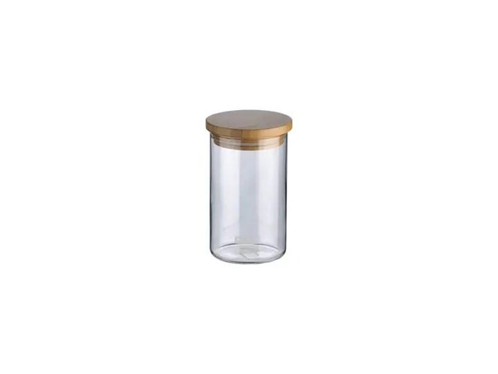 Pojemnik na przyprawy Tescoma FIESTA, 0.8 l Kolor Przezroczysty Drewno Zestaw do przypraw Szkło Kategoria Przyprawniki