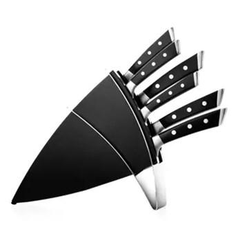 Blok na noże Tescoma AZZA z 6 nożami