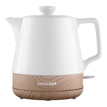 Czajnik Concept RK 0060 biały