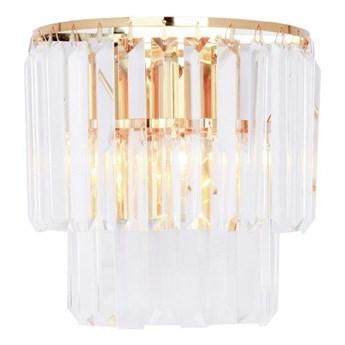 Lampa wisząca Zuma Line AMEDEO 17106/2W-GLD