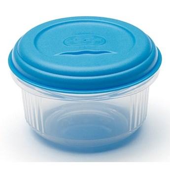 Pojemnik na żywność z pokrywką Addis Seal Tight Round Foodsaver, 200 ml