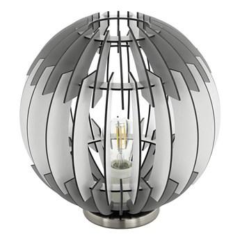 Eglo 79139 - Lampa stołowa OLMERO 1xE27/60W/230V