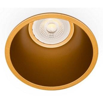 FARO 2100503 - Oświetlenie wpuszczane FRESH 1xGU10/50W/230V gold
