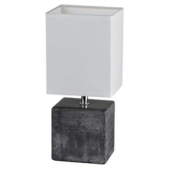 Fischer & Honsel 53801 - Lampa stołowa LOG 1xE14/40W/230V