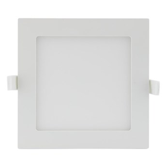 LED Oprawa wpuszczana LED/12W/230V z przełącznikiem temperatury barwowej