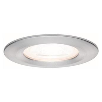 Paulmann 93594 - LED GU10/7W IP44 Ściemniane oświetlenie łazienkowe NOVA 230V