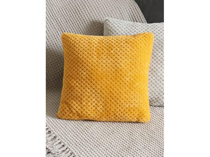 Sinsay - Poduszka dekoracyjna - Żółty 40x40 cm Kategoria Poduszki i poszewki dekoracyjne Pomieszczenie Salon