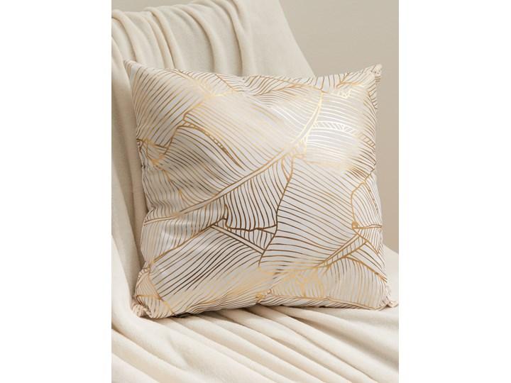 Sinsay - Poduszka dekoracyjna - Kremowy 45x45 cm Kategoria Poduszki i poszewki dekoracyjne