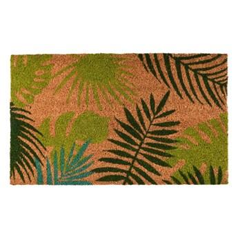 Wycieraczka z tropikalnymi liśćmi Esschert Design