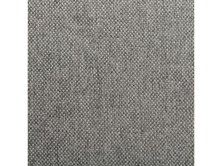 Zasłona BASIC na taśmie marszczącej 140x300cm szary 1 szt., 140 cm x 300 cm Poliester 140x300 cm Mocowanie