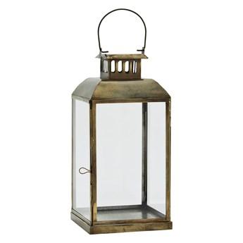 LATARNIA LAMPION VINTAGE MADAM STOLTZ wys. 36 cm