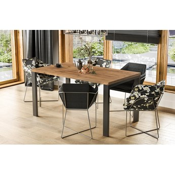 Stół rozkładany GARANT 80(125)x80 ENDO