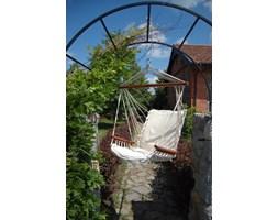 Miloo :: Huśtawka ogrodowa hamak Z PODŁOKIETNIKAMI 100x48 cm.