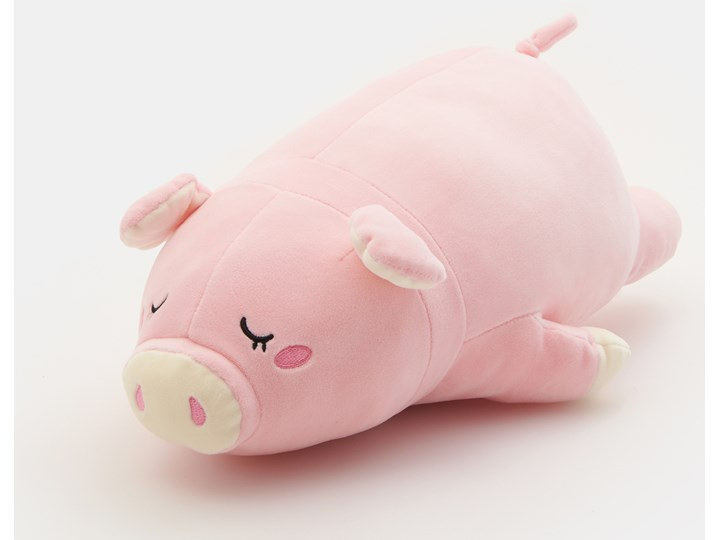 Sinsay - Przytulanka świnka - Różowy Świnki Kategoria Maskotki i pluszaki