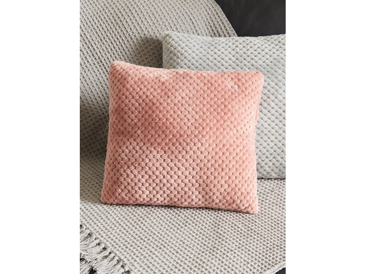 Sinsay - Poduszka dekoracyjna - Różowy 40x40 cm Kategoria Poduszki i poszewki dekoracyjne