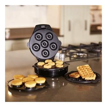 Urządzenie 3w1 do przygotowywania gofrów, muffinek i donutów RH24620-56