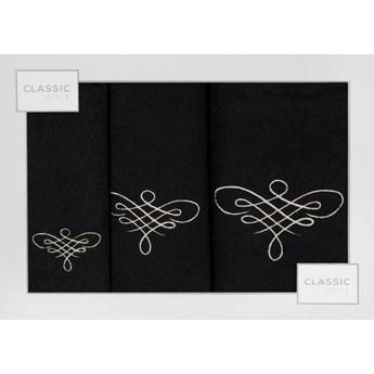Komplet ręczników 3 szt: 30 x 50,50 x 90,70 x 140