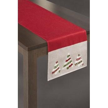 Obrus na stół świąteczny 35X110