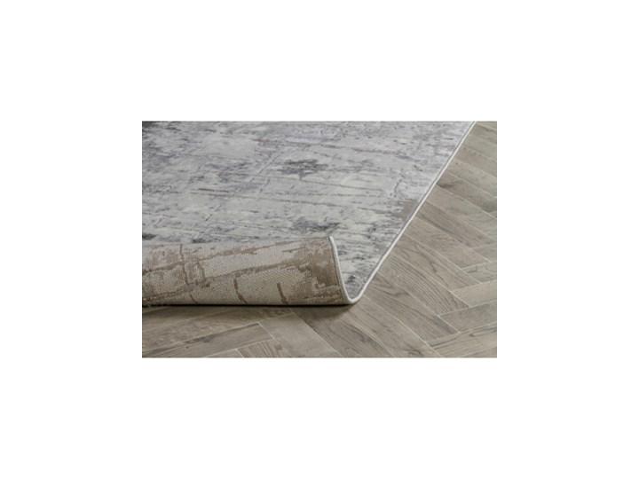 Salony Agata  Dywan KEMER 120x170 cm    SZARY  120x170 Kategoria Dywany Poliester Prostokątny Dywany Syntetyk Pomieszczenie Sypialnia