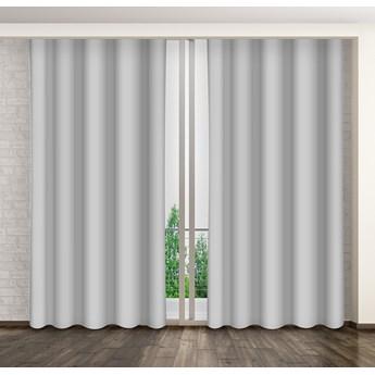 Zasłona okienna dekoracyjna GRAY