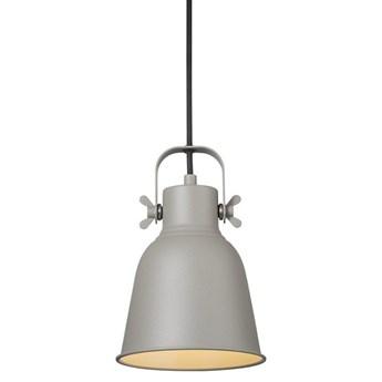 Nowoczesna lampa sufitowa Adrian 16 szara NORDLUX