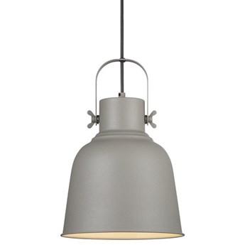 Nowoczesna lampa sufitowa Adrian 25 szara NORDLUX