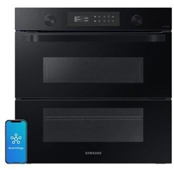 Piekarnik SAMSUNG NV75A6679RK EO Dual Cook Flex Elektryczny Czarny  A+