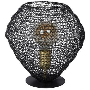 Lucide 03523/01/30 - Lampa stołowa SAAR 1xE27/40W/230V