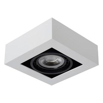 Lucide 09120/12/31 - LED Ściemniane oświetlenie punktowe ZEFIX 1xGU10/12W/230V białe