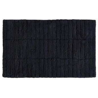 Mata kąpielowa Tiles 80x50 cm czarna