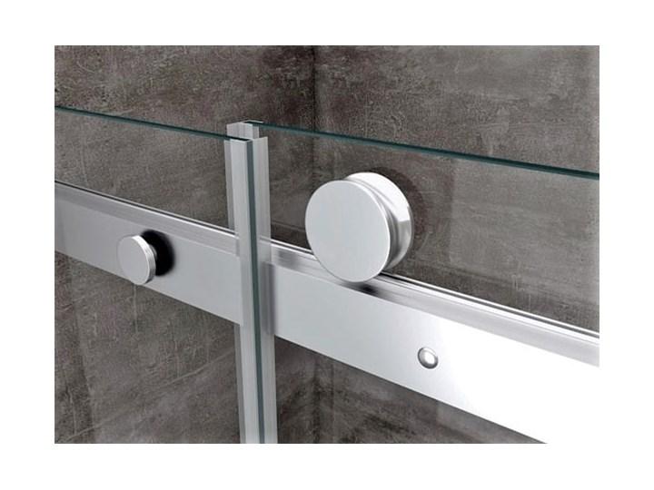 VELDMAN PRZESUWNA KABINA PRYSZNICOWA MONTANA 8mm Rodzaj drzwi Rozsuwane Wysokość 190 cm Kategoria Kabiny prysznicowe