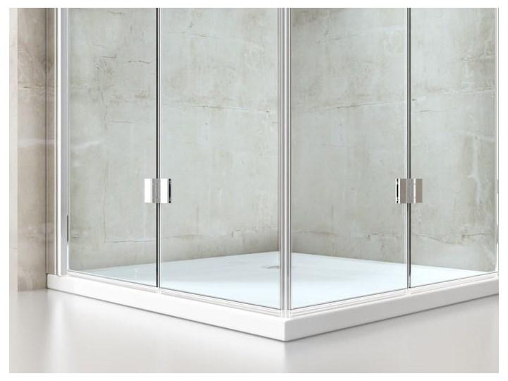 VELDMAN KABINA PRYSZNICOWA SKŁADANA B19 (DUO)- ROZMIAR DO WYBORU Wysokość 195 cm Rodzaj drzwi Składane Kategoria Kabiny prysznicowe