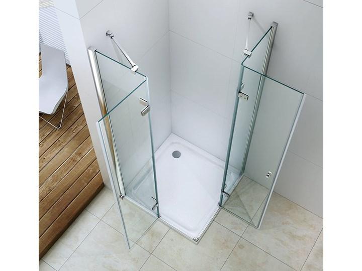 VELDMAN KABINA PRYSZNICOWA KARLO (DUO) ROZMIAR DO WYBORU Wysokość 195 cm Kategoria Kabiny prysznicowe