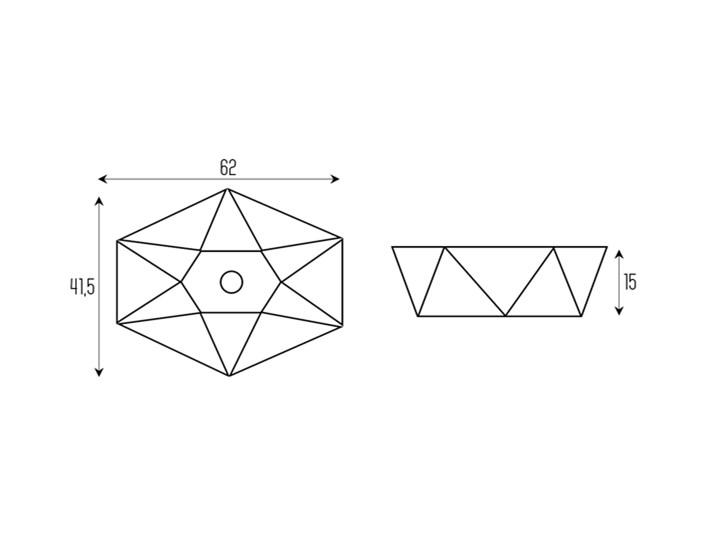 VELDMAN CERAMICZNA UMYWALKA NABLATOWA SONET ROZMIARY Meblowe Szerokość 57 cm Ceramika Nablatowe Asymetryczne Kategoria Umywalki