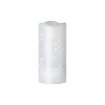 ZY2310 - EMOS - DEKORACJA ŚWIĄTECZNA - PROJEKTOR LED - ŚNIEŻYNKI, 15 cm, 3 x AAA WYSYŁKA 48 H