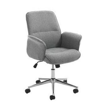 Biurowe krzesło obrotowe z regulacją wysokości Dony