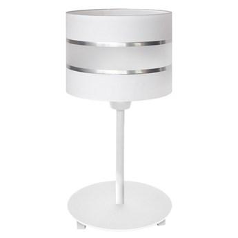 Lampa stołowa HELEN 1xE27/60W/230V biała